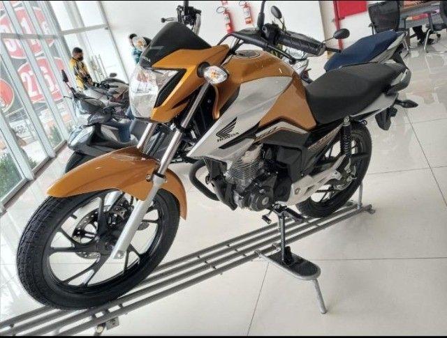 Titan 160 2022 Entrada de R$332,93 Sem Consulta Spc/Serasa - Foto 7