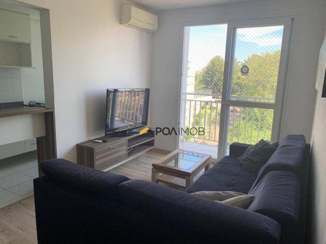 Apartamento semimobiliado com 03 dormitórios no Vida Viva Iguatemi - Foto 4