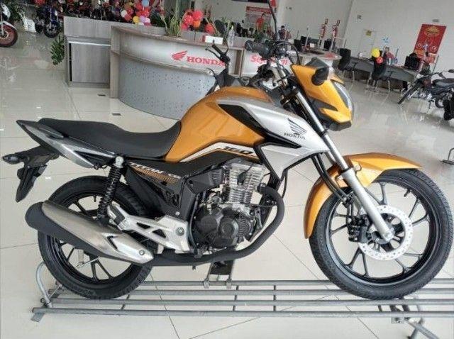 Titan 160 2022 Entrada de R$332,93 Sem Consulta Spc/Serasa