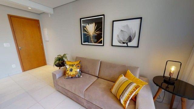Apartamento de 2 quartos c/ varanda e suite 60m2 - Pampulha - Foto 10