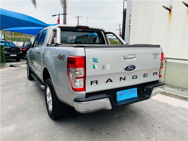 Ford Ranger 2013 3.2 xlt 4x4 cd 20v diesel 4p automático - Foto 4