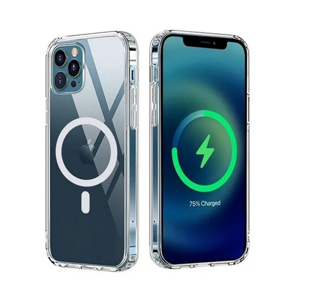 Capa Case Capinha Magsafe iPhone 12 Mini 12 Pro 12 Pro Max