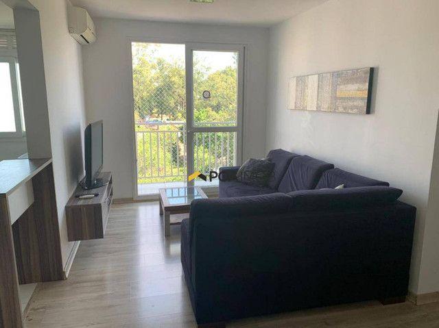 Apartamento semimobiliado com 03 dormitórios no Vida Viva Iguatemi - Foto 5