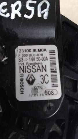 Alternador Nissan Versa 1.6 2017