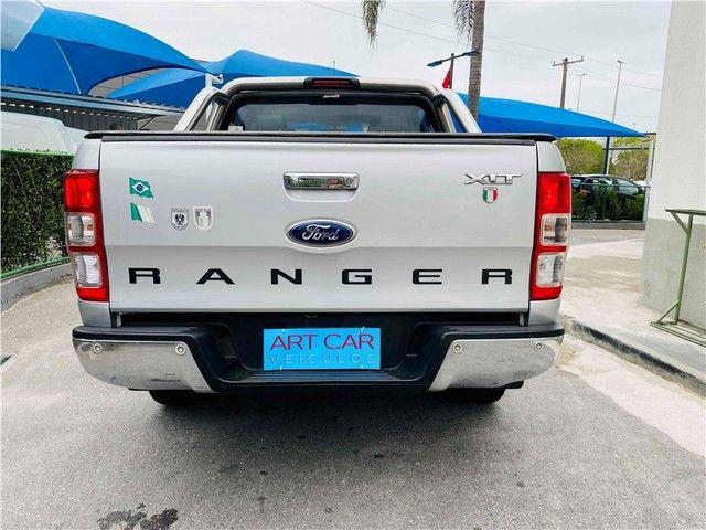 Ford Ranger 2013 3.2 xlt 4x4 cd 20v diesel 4p automático - Foto 6