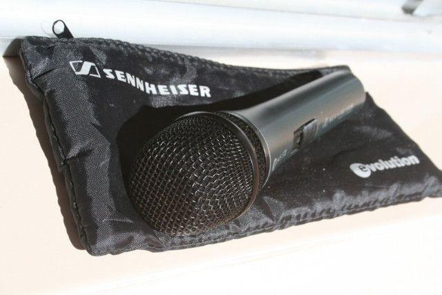 Microfone Sennheiser E835-s Ii - Profissional - Foto 5