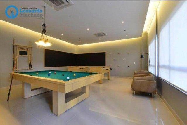 Apartamento com 2 dormitórios à venda, 47 m² por R$ 549.000,00 - Meireles - Fortaleza/CE - Foto 15