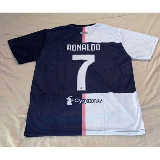 Camisa Juventus (CR7) - Foto 2