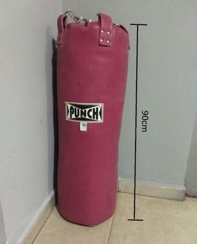Saco de pancada Punch - Foto 3