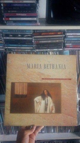 LP Vinil Maria Bethânia, As Canções que Você Fez Pra Mim (1993/MPB)