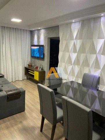 Apartamento com 2 dormitórios à venda, 55 m² por R$ 220.000,00 - Vila Jardini - Sorocaba/S - Foto 2