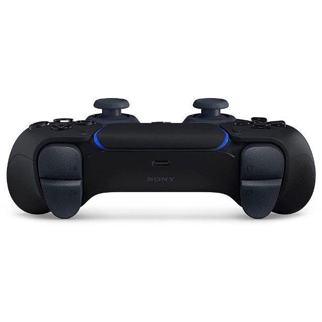 Controle Sem Fio DualSense Midnight Black PS5 ou 12X R$ 41,61 - Foto 3