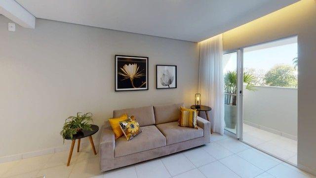 Apartamento de 2 quartos c/ varanda e suite 60m2 - Pampulha - Foto 5