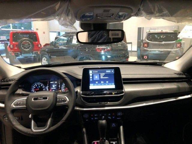Novo Jeep Compass Sport 1.3 turbo flex 2022 SUV 185cv para pessoa física - Foto 6