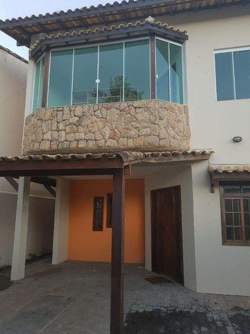 Casa duplex 3 quartos sendo 1 suíte, a venda no bairro Mirante da Lagoa. Macaé - RJ - Foto 2