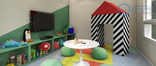 Apartamento com 2 dormitórios à venda, 47 m² por R$ 549.000,00 - Meireles - Fortaleza/CE - Foto 19