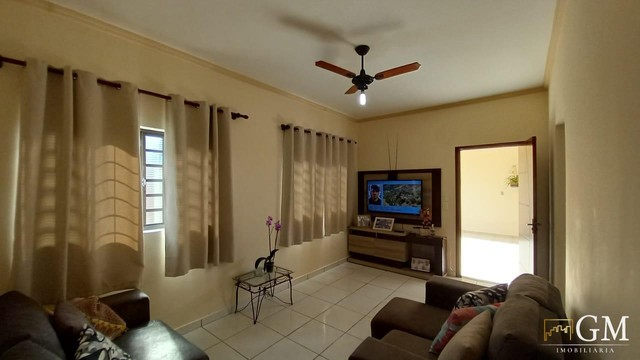 Casa para Venda em Presidente Prudente, Jardim Santa Olga, 3 dormitórios, 3 banheiros - Foto 11