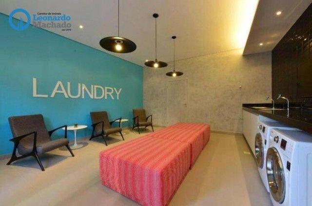 Apartamento com 2 dormitórios à venda, 47 m² por R$ 549.000,00 - Meireles - Fortaleza/CE - Foto 14