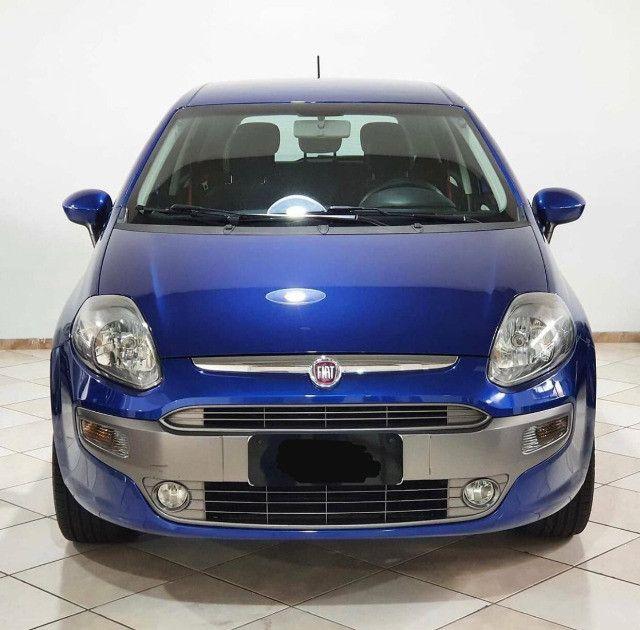 Fiat Punto Sporting 1.8 2013 - Foto 2