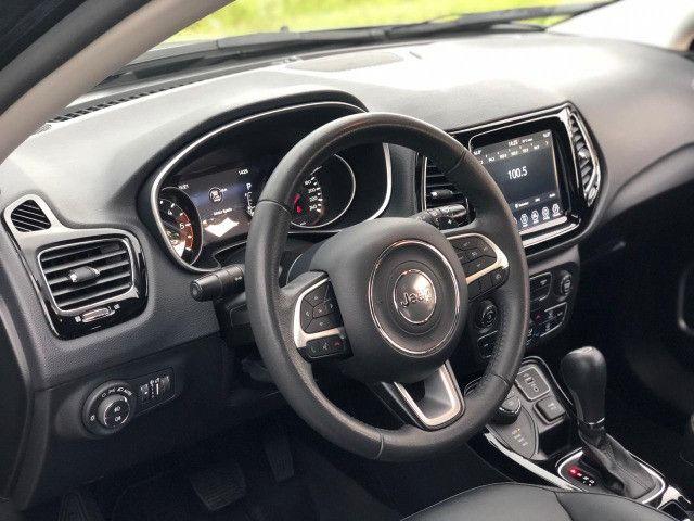 Jeep Compass Limited 2.0 4x4 Diesel 2019 - Foto 18