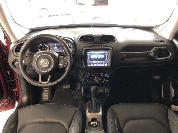 Jeep Renegade Limited 1.8 4x2 Flex Aut.2019 28200km - Foto 6
