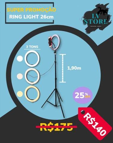 Ring Lights 26cm