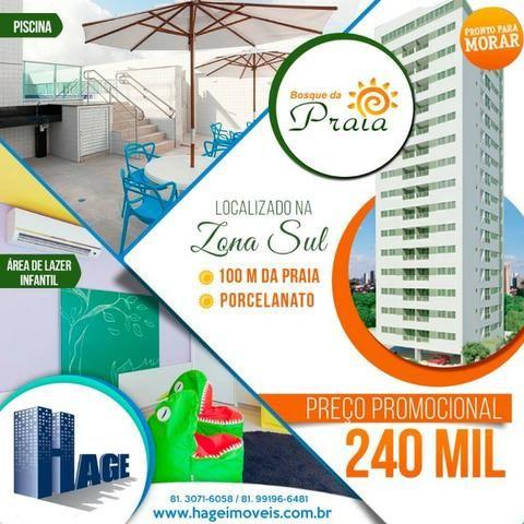 Bosque Boa Viagem/pronto / 2qts /suite/ venha conferir 81 994320429