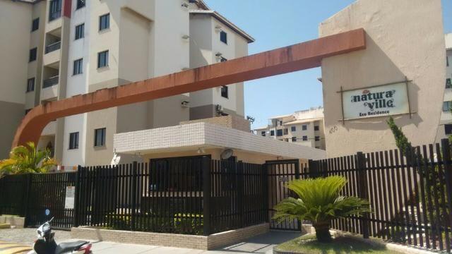 Aluga-se apartamento com 3/4 - Cond. Natura Ville na Jabotiana