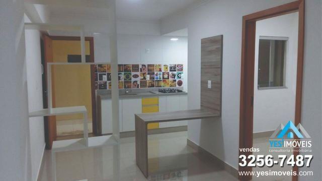 Ap 2 quartos sem garagem, elevador, móveis planejados, 45m2, Vicente Pires-DF