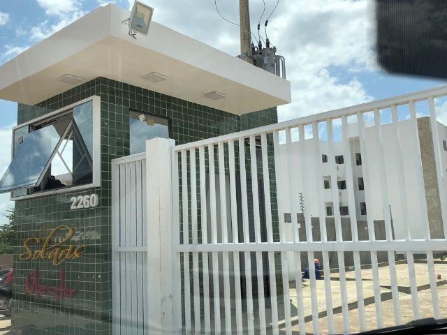 Apartamento NOVO no Solaris Master, 2º andar, Bairro Cristo Rei, entrada de 153 mil