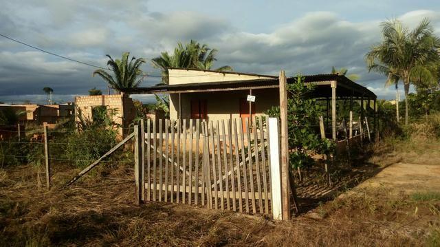 Vende_se casa no planalto. ou troca por material de construcao
