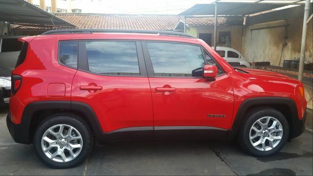 Vendo jeep renegade barato!!!