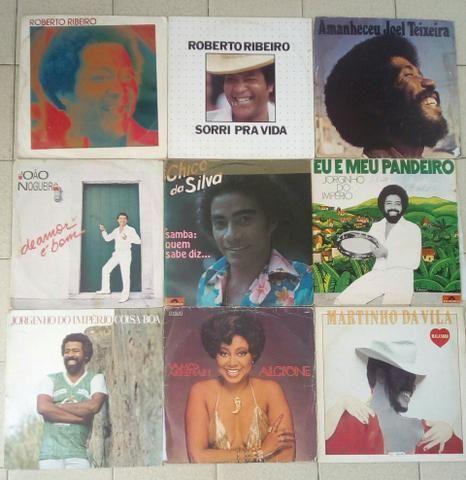 LP Discos Vinil - Só Samba