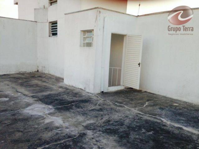 Cobertura com 2 dormitórios à venda, 123 m² por r$ 280.000,00 - jardim oriente - são josé  - Foto 9