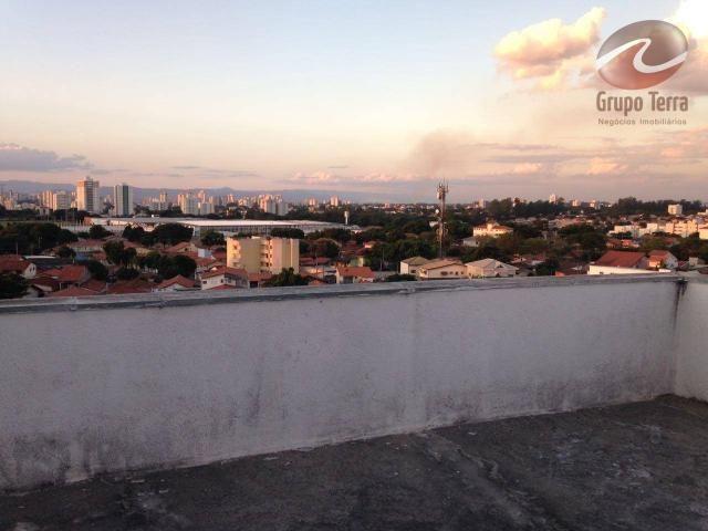 Cobertura com 2 dormitórios à venda, 123 m² por r$ 280.000,00 - jardim oriente - são josé  - Foto 12