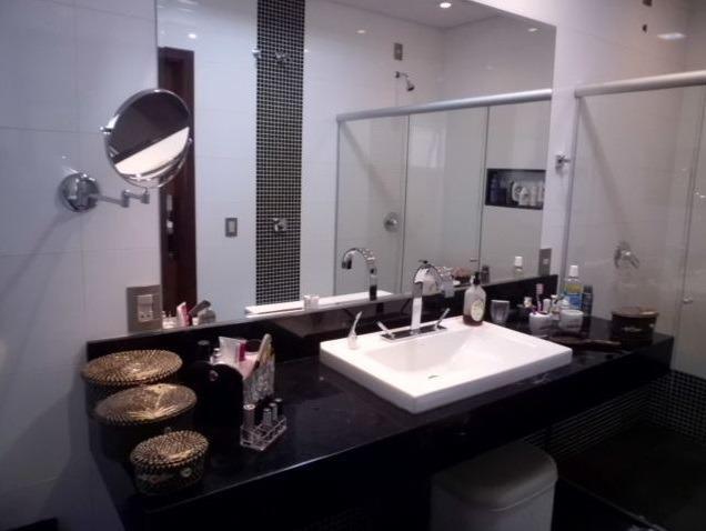 Samuel Pereira oferece: Casa Bela Vista 3 Suites Moderna Churrasqueira Paisagismo Salão - Foto 10
