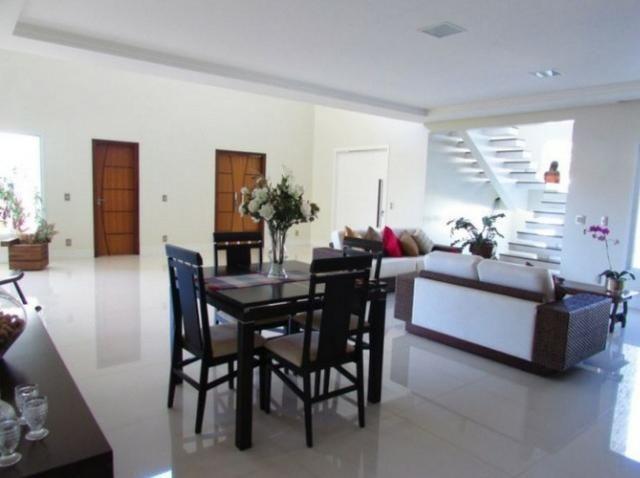 Samuel Pereira oferece: Casa Bela Vista 3 Suites Moderna Churrasqueira Paisagismo Salão - Foto 3