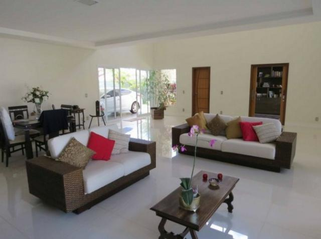 Samuel Pereira oferece: Casa Bela Vista 3 Suites Moderna Churrasqueira Paisagismo Salão - Foto 4