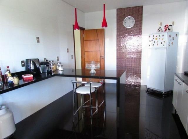 Samuel Pereira oferece: Casa Bela Vista 3 Suites Moderna Churrasqueira Paisagismo Salão - Foto 8