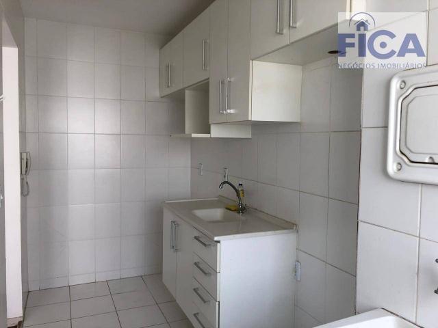 Vende/aluga apartamento ed. allegro (58m² privativos) com 2 quartos/1 bwc/1 vaga no bairro - Foto 5