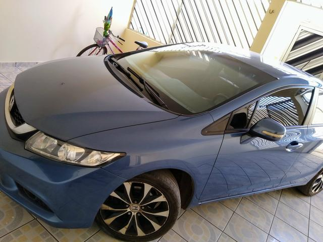 Honda Civic Lxr 14/15 - Foto 3