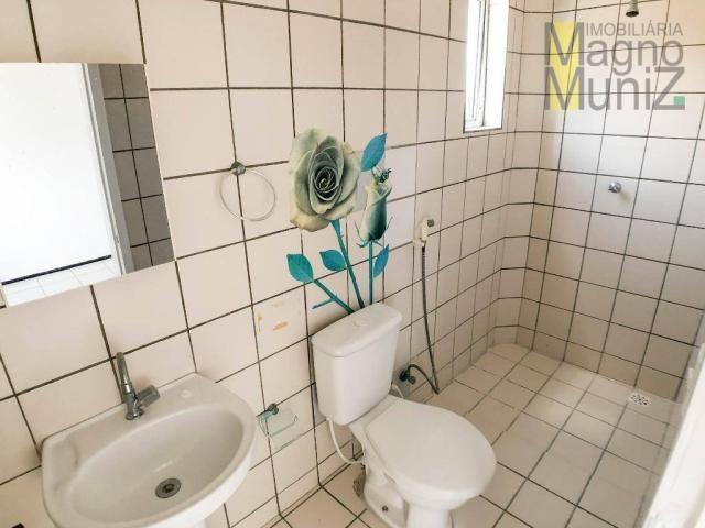 Apartamento com 3 dormitórios para alugar, 80 m² por r$ 1.000,00/mês - varjota - fortaleza - Foto 9