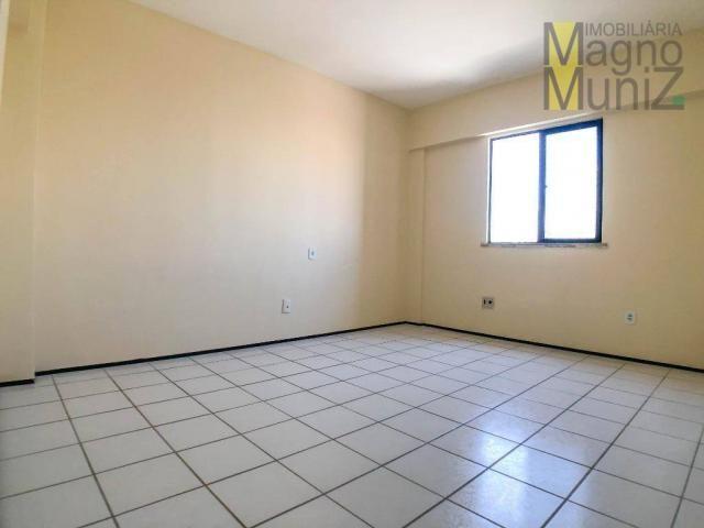 Apartamento com 3 dormitórios para alugar por r$ 500,00/mês - papicu - fortaleza/ce - Foto 13