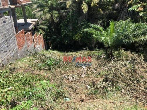 Terreno à venda, 1302 m² por r$ 140.000 - nossa senhora da vitória - ilhéus/ba