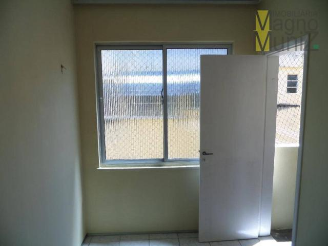 Edifício villagio água fria - apartamento para alugar no edson queiroz, fortaleza - ap0069 - Foto 8