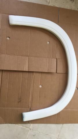 Passa Roda, Moldura do painel, moldura da caixa de Roda volare - Foto 2