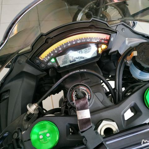 Moto Kawasaki Ninja ZX10R ZX-10R 2015 - Foto 3