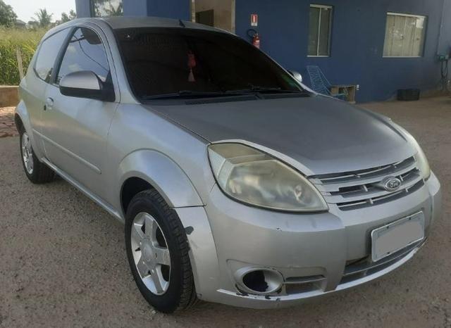"""Aproveite!!! Ford Ka 1.0 Flex 2008/2009, completo'' - Foto 7"