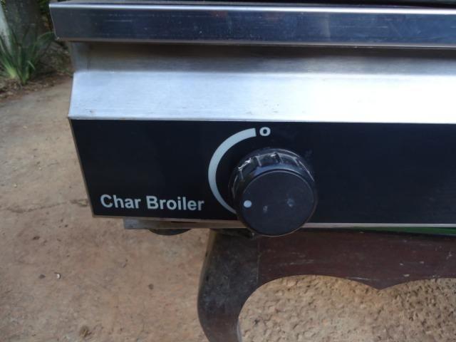 Char broiler Tedesco - grill - chapa - 04 queimadores
