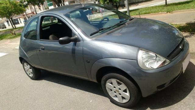 Ka 2005 1.0 GL Super Novo Baixo Km - Aceito Troca e Financiamento
